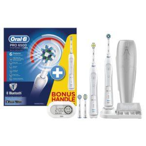 elektrische zahnb rste mit batterie braun oral b