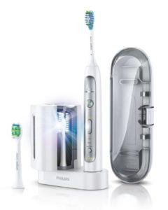 Elektrische Zahnbürste mit Schalltechnologie ++ Sauberkeit