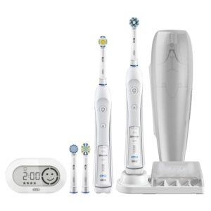 Bluetooth für die Elektrische Zahnbürste